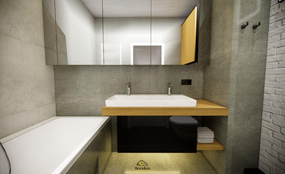 Projektowanie łazienek Małych Nowoczesnych Klasycznych